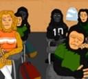 Старшая общество обезьян